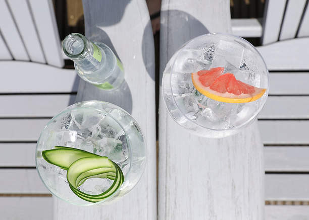 Gin & Tonic Summer Drinks