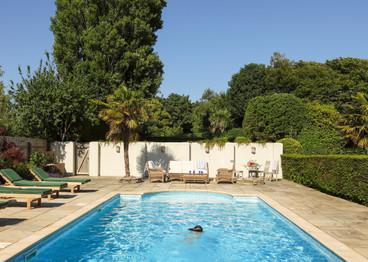 Luxury Outside Pool