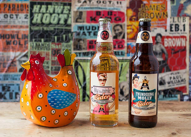 Colourful Cider Photo