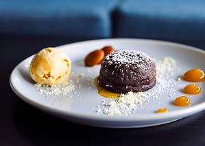Melting Middle Chocolate Dessert