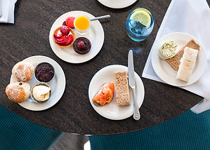 Afternoon Tea for Two at Hotel