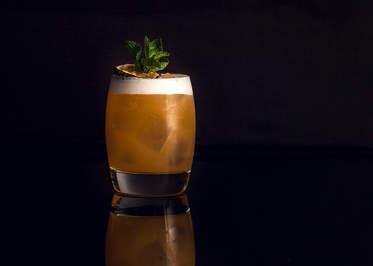 Captains Club Cocktail