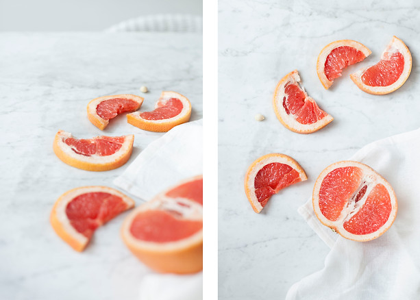 Juicy Pink Grapefruit