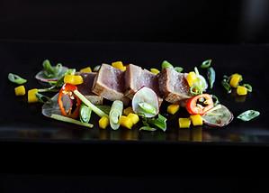 Tuna Starter Food Photo