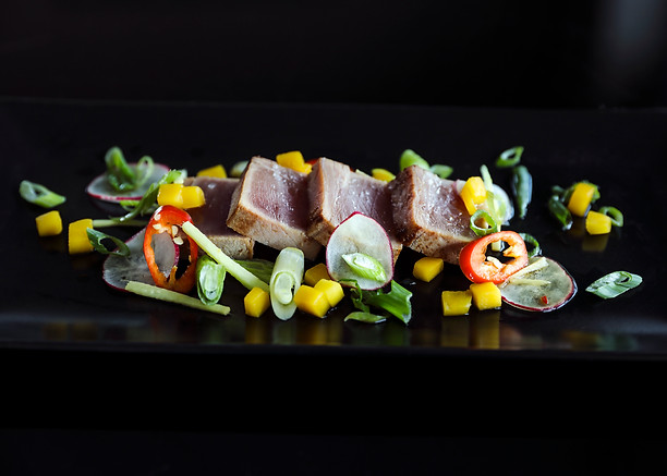 Tuna Starter Food Photo