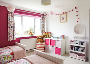 Girls Bedroom Property Photograph