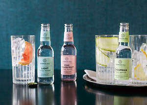 Primrose Hill Tonic with gin