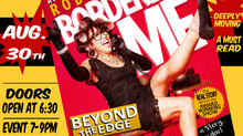 MY BOOK, BORDERLINE ME- BEYOND THE EDGE IS AVAILABLE FOR PURCHASE