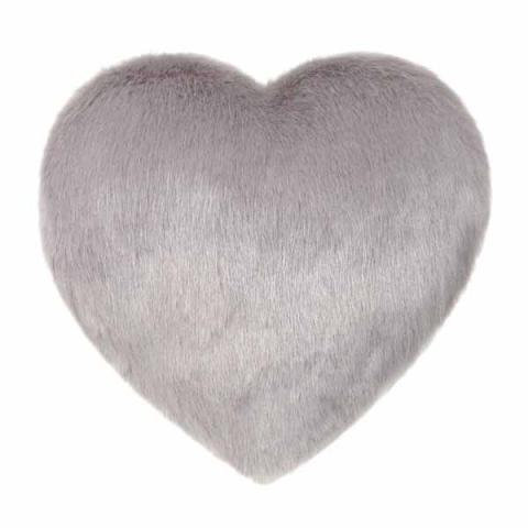 Opal Heart Cushion