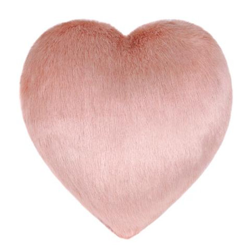 Dusky Heart Cushion