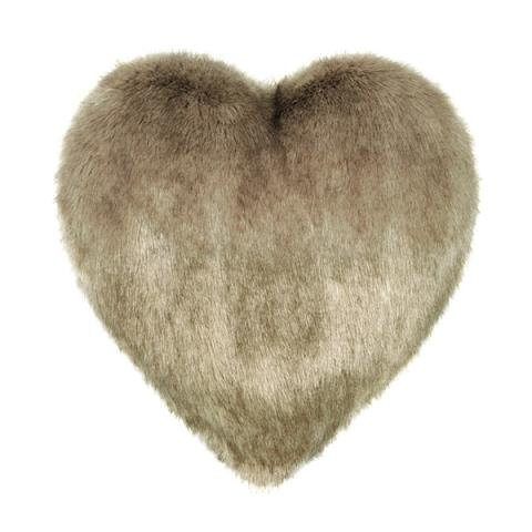 Camel Heart Cushion