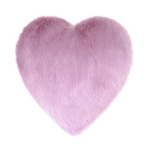 Heather Heart Cushion