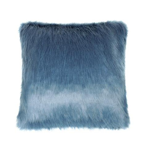 Marine Fur Cushion