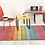 Thumbnail: Candy Multi Colour Stripe Rug