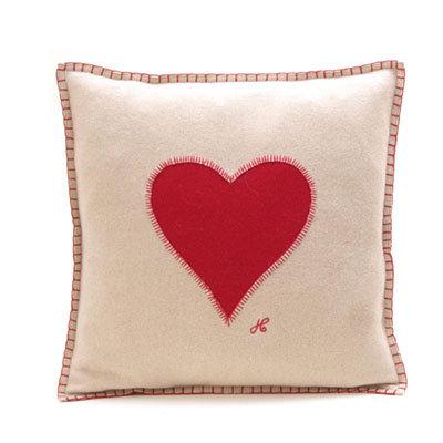 Heart Cushion Cream