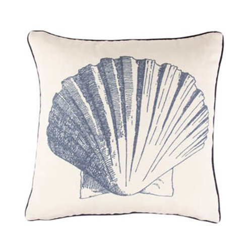 Seaside Shell Cushion