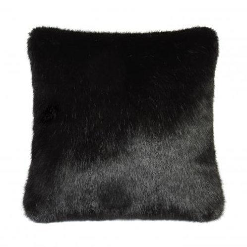 Jet Fur Cushion