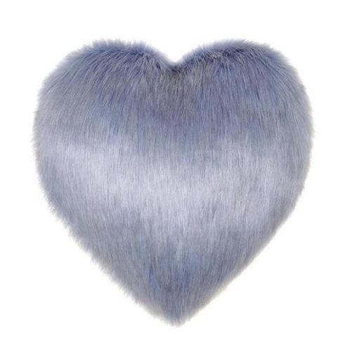 Cornflower Heart Cushion