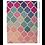 Thumbnail: Pink and Blue Rosella Rug