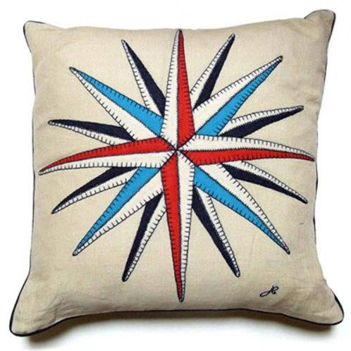 Compass Cushion Cream