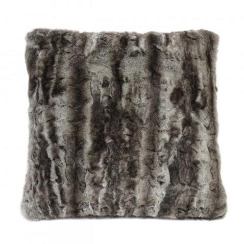 Mink Crush Fur Cushion