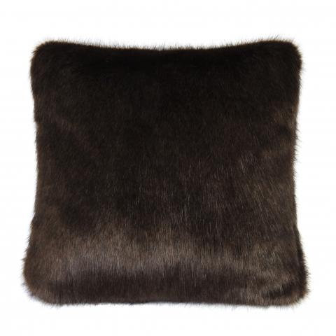 Treacle Fur Cushion