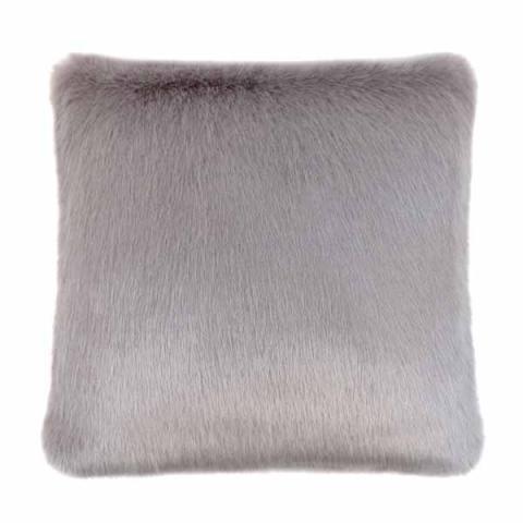 Opal Faux Fur Cushion