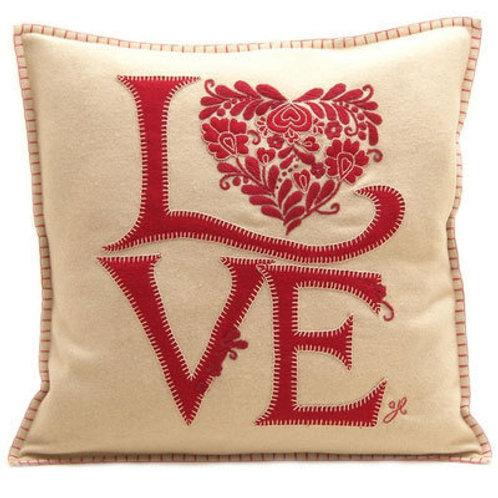 Romany Love Cushion