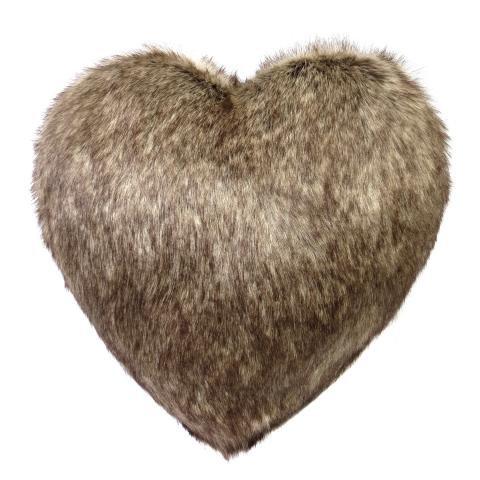 Truffle Heart Cushion