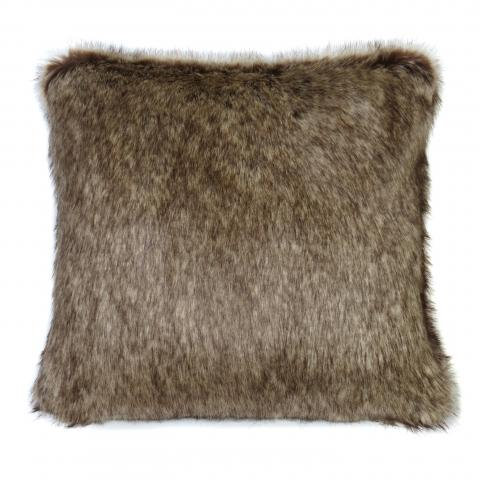 Truffle Fur Cushion