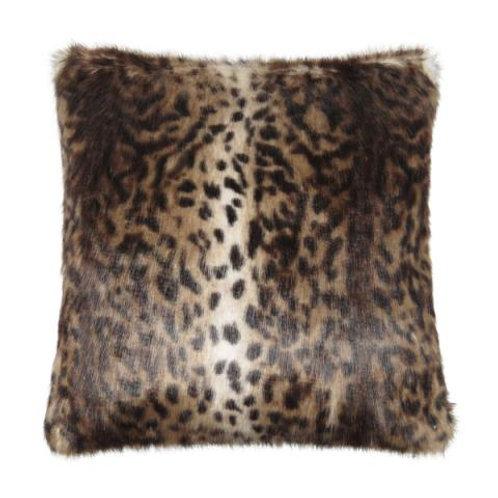 Ocelot Fur Cushion