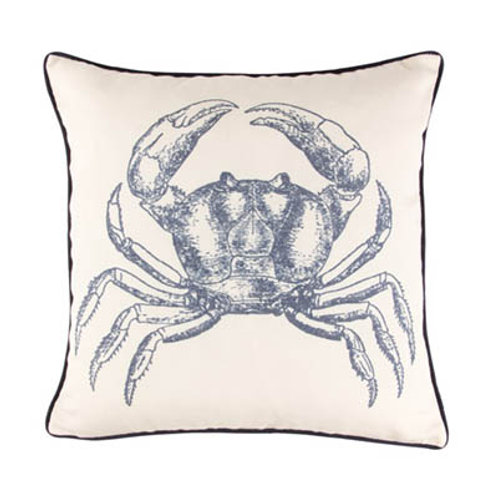 Seaside Crab Cushion