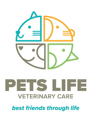 Pets Life Veterinary Care Logo
