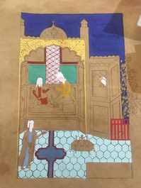my student's work