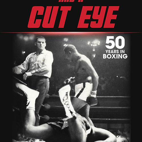 Hardcover - Thirty Dollars and a Cut Eye by J Russell Peltz