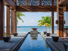 NIZUC Resort & Spa...Riviera Maya para quem curte design.
