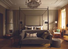 Ett Hem...delícia de hotel em Estocolmo.