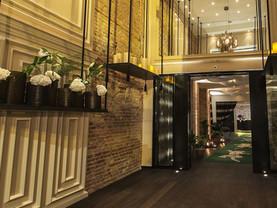 Zoo Hotel... Um 4 estrelas cool e aconchegante em Berlim.
