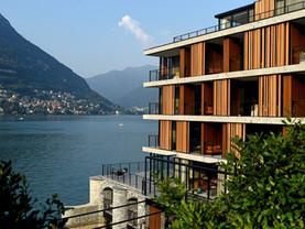 IL SERENO, para descansar com estilo às margens do Lago di Como.