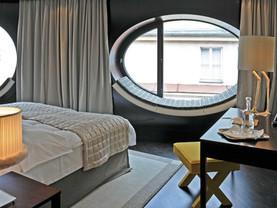HOTEL TOPAZZ : Viena cheia de charme...