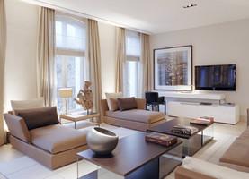 La Réserve Paris...um apartamento para chamar de seu.