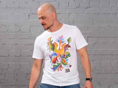 "T-Shirt Man ""Trident"""