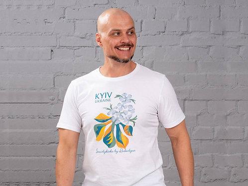 "T-Shirt Man ""Chestnut Flower"""