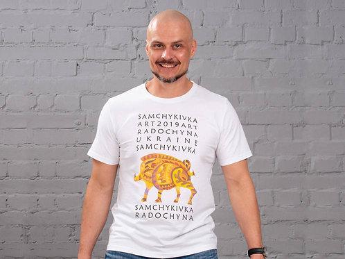 "T-Shirt Man ""Boar"""