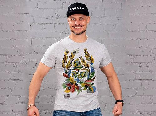 """T-Shirt Man """"Hops and barley"""""""