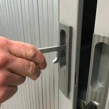 Volet d'armoire