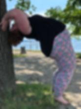 formfull yoga bakoverbøy