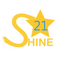 Shine21 logo