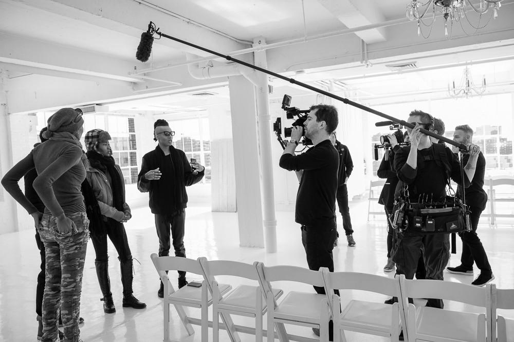 NY Fashion Week SB Shades