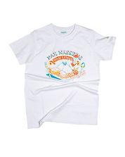 Pak Nasser's Nasi Lemak Round Neck T-Shirt